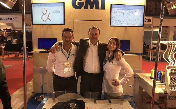 GMI at Viscom 2017