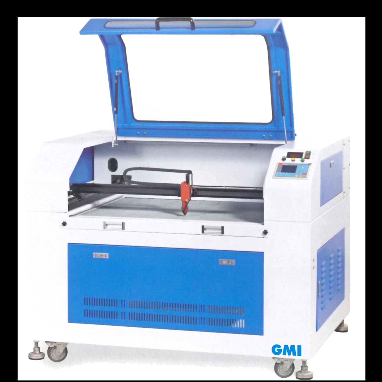 GMI plotter laser